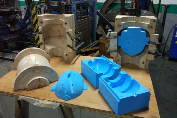 Manufacturing foundry patterns
