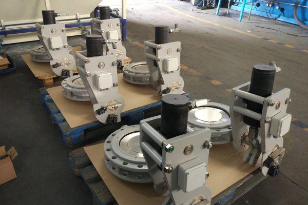 DN300 PN25 Safety valves